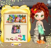 Cute Blythe Doll на FlashRoom