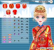 Traditional Chinese Wedding Attire на FlashRoom