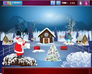 Clock House Santa Escape на FlashRoom