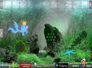 Спасите рыбу-принцессу на FlashRoom