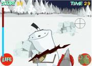 Night Of The Snowmen на FlashRoom