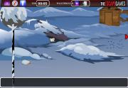 Игра Snow Island Escape фото