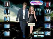 Twilight Couple Dressup на FlashRoom