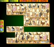 Igrivko and animals mahjong на FlashRoom