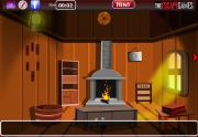 Игра Escape From Wood Room фото