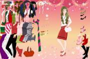 Сhristmas Shopping на FlashRoom