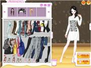 Jeans Pitch Dress Up Game на FlashRoom