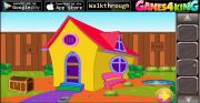 Игра Escape From Yellow Hut на FlashRoom