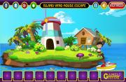 Island Wind House Escape на FlashRoom