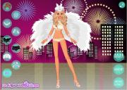 Carnival Dancing Girl Dress Up на FlashRoom