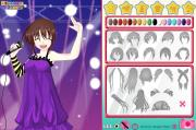 Anime singer girl dress up game на FlashRoom