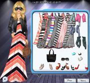 Striped Maxi Dresses на FlashRoom