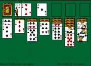 Solitaire IN flash