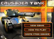 Crusader Tank на FlashRoom