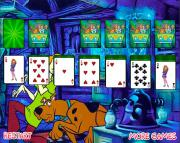 Игра SCOOBY DOO Solitaire Game фото
