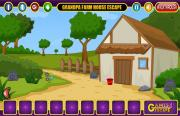 Игра Grandpa Farm House Escape фото