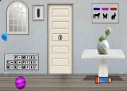 Игра Стильный белый дом на FlashRoom