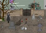 Cemetery gates на FlashRoom