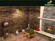 Игра Lonely Cabin Escape фото