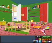 Funny Toys Room Escape на FlashRoom