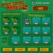 Игра Awesome Tanks 2 фото