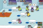 Penguin Diner на FlashRoom