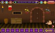 Игра Побег из темной крепости на FlashRoom
