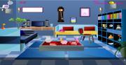 Modern Study Room Escape на FlashRoom