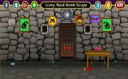 Scary Mask Room Escape на FlashRoom