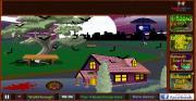 Игра Happy Halloween Dracula Escape на FlashRoom