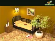 Dirty Bedroom Escape на FlashRoom