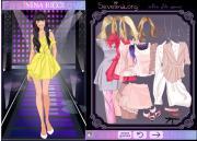 Nina Ricci Fashion Show 2011 на FlashRoom