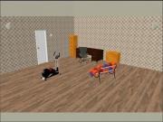 Simpsons Room 2 на FlashRoom