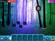 Игра Спаси мальчика от ведьм на FlashRoom