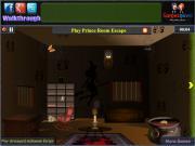Halloween Black House Escape на FlashRoom
