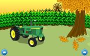 Игра Побег с осенней фермы на FlashRoom