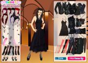 Gothic Girl Dress Up
