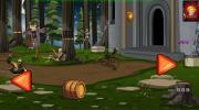 Игра Найди ключ от старого дома на FlashRoom