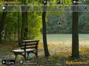 Игра Лес деревянных скамеек на FlashRoom