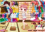 Cherry Blossom Girl на FlashRoom
