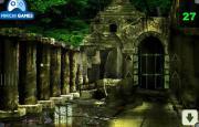 Игра Зелёный лесной храм на FlashRoom