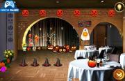 Игра Хеллоуинский ресторан на FlashRoom