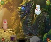 Игра Christmas Santa Escape фото