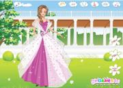 Игра Princess in Her Garden на FlashRoom