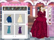 Игра Королевское платье на FlashRoom