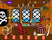 Escape: Pirates Room на FlashRoom