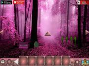 Игра Прекрасный цветущий лес на FlashRoom