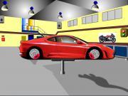 Escape From The Garage на FlashRoom