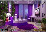 Игра Романтический розовый дом на FlashRoom