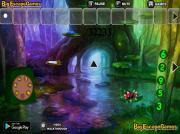 Игра Воробей из волшебного леса на FlashRoom